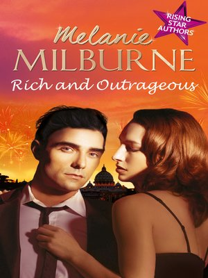 cover image of Rich and Outrageous